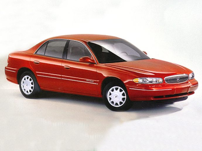 Buick Century New Car Review Buick Century 1999