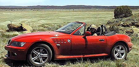 New Car Review Bmw Z3 2000