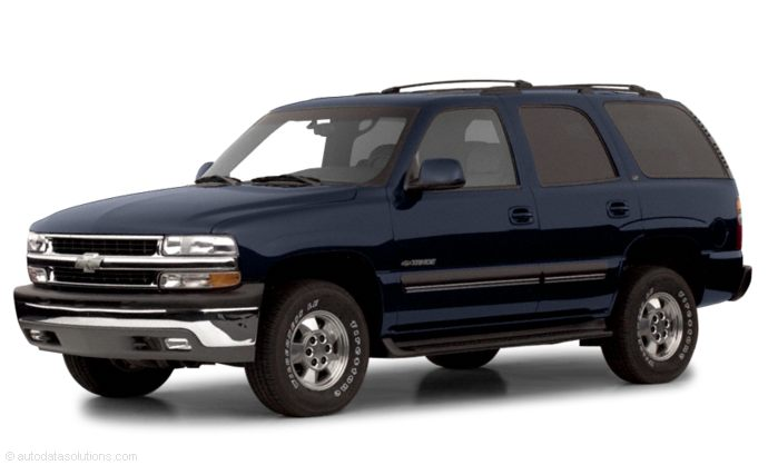 Chevy Tahoe 4WD Z71 (2001)