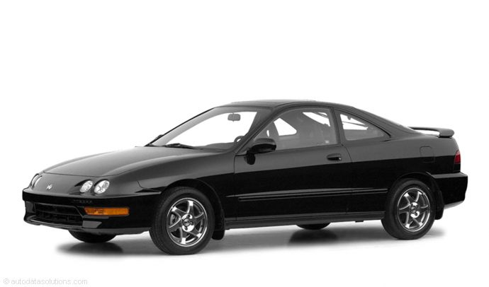 Acura Integra Gs R Coupe 2001