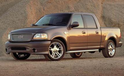 When It Was New Review - 2001 Ford F150 Harley Davidson SuperCrew