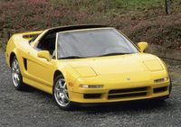Acura  Cost on Acura Nsx T  2001
