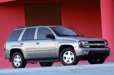 Chevrolet Trailblazer LTZ (2002)
