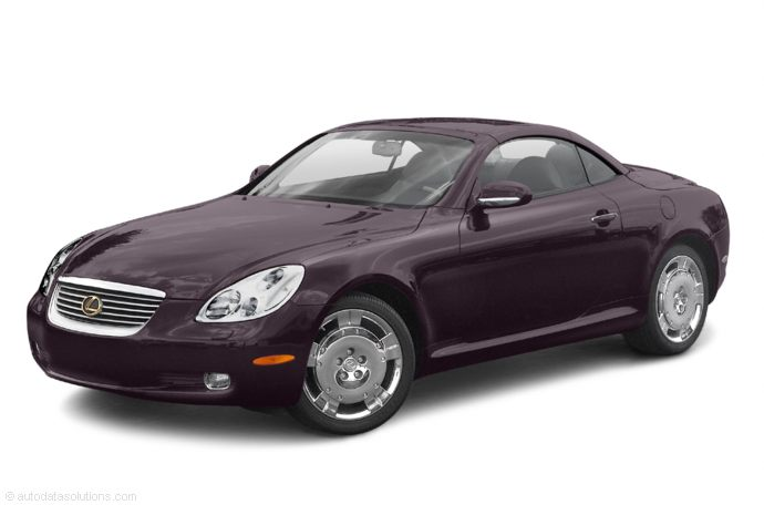Lexus Sc400 Convertible. The original Lexus SC400 coupe