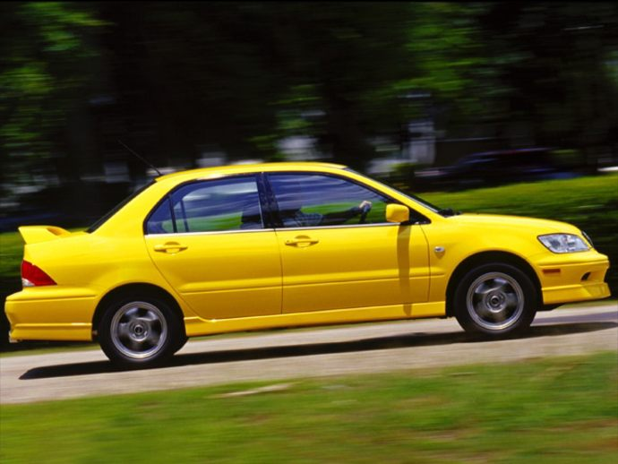 Russ Lg on 2001 Mitsubishi Galant Engine
