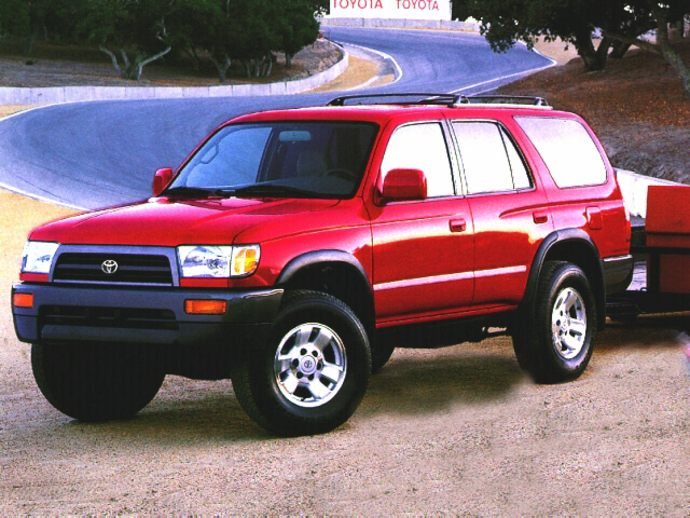 toyota 4runner limited 1996. Black Bedroom Furniture Sets. Home Design Ideas