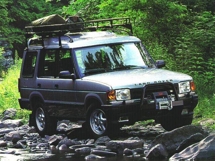 1997 disco stock brush guard with winch expedition portal. Black Bedroom Furniture Sets. Home Design Ideas