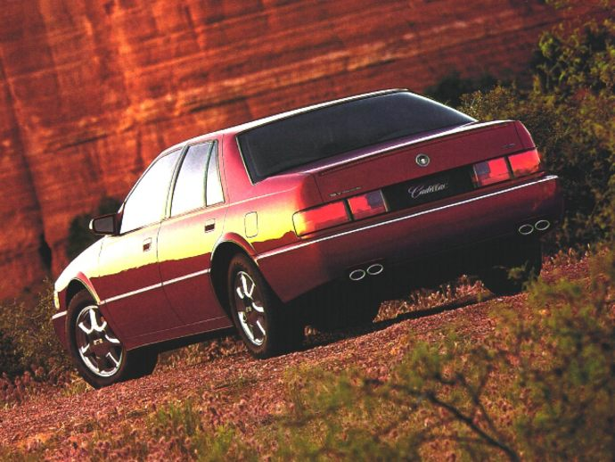 Cadillac Seville Sts 1996