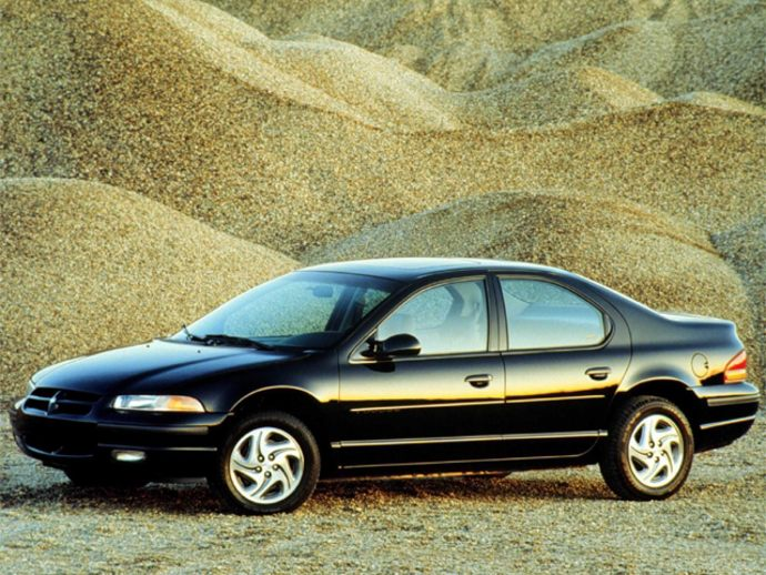 Dodge Stratus Plymouth Breeze 1996