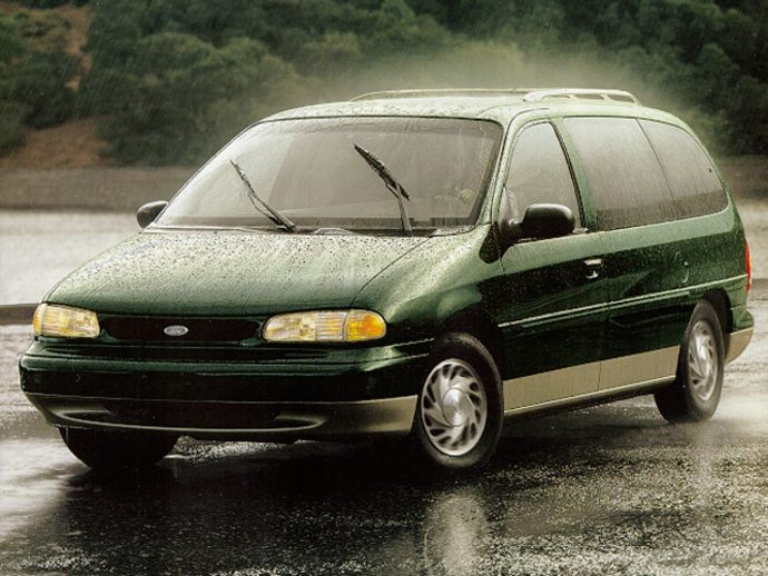 Wk9442 on 1995 ford aerostar review