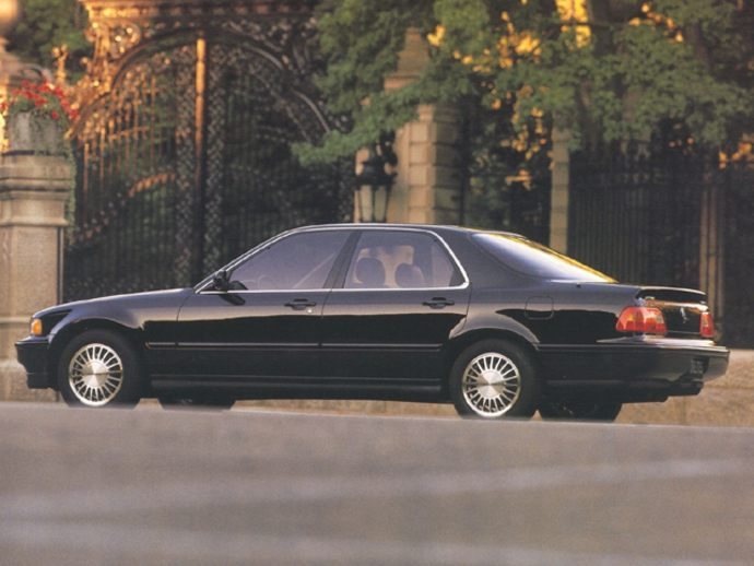 Acura Legend Gs 1995