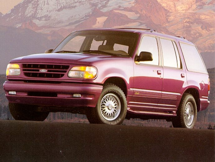ford explorer limited  1995