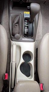 Center Console/Gear Shift