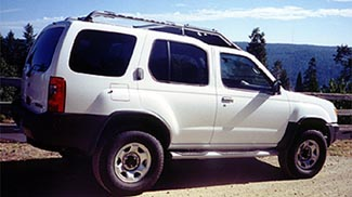 Photo Gallery For The Nissan Xterra