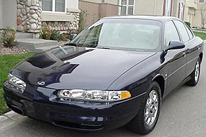2000 Oldsmobile Intrigue LS