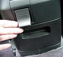 rear seat power outlet